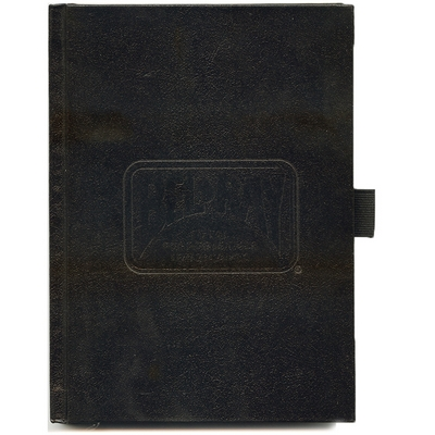 Bel-Ray Hard Cover Notebook
