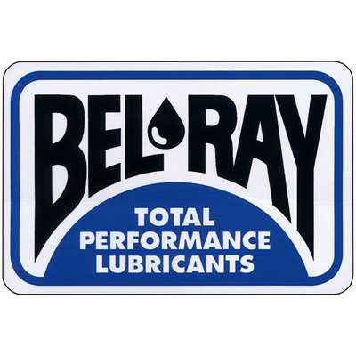 Bel-Ray Decal Small - 2.25