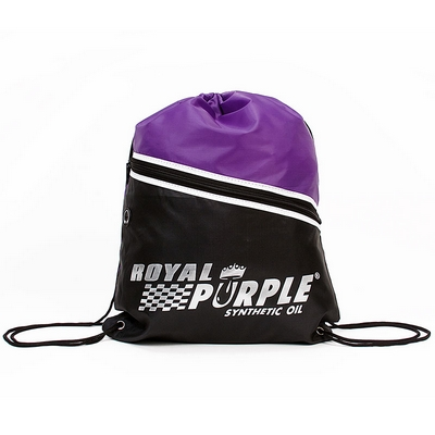 Royal Purple Melbourne Ipod Backpack