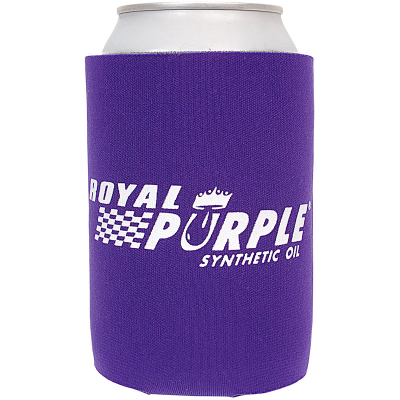 Royal Purple Koozie - Purple