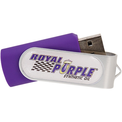 Royal Purple Flash Drives