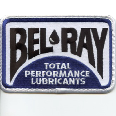 Bel-Ray Large Cloth Patch - 3